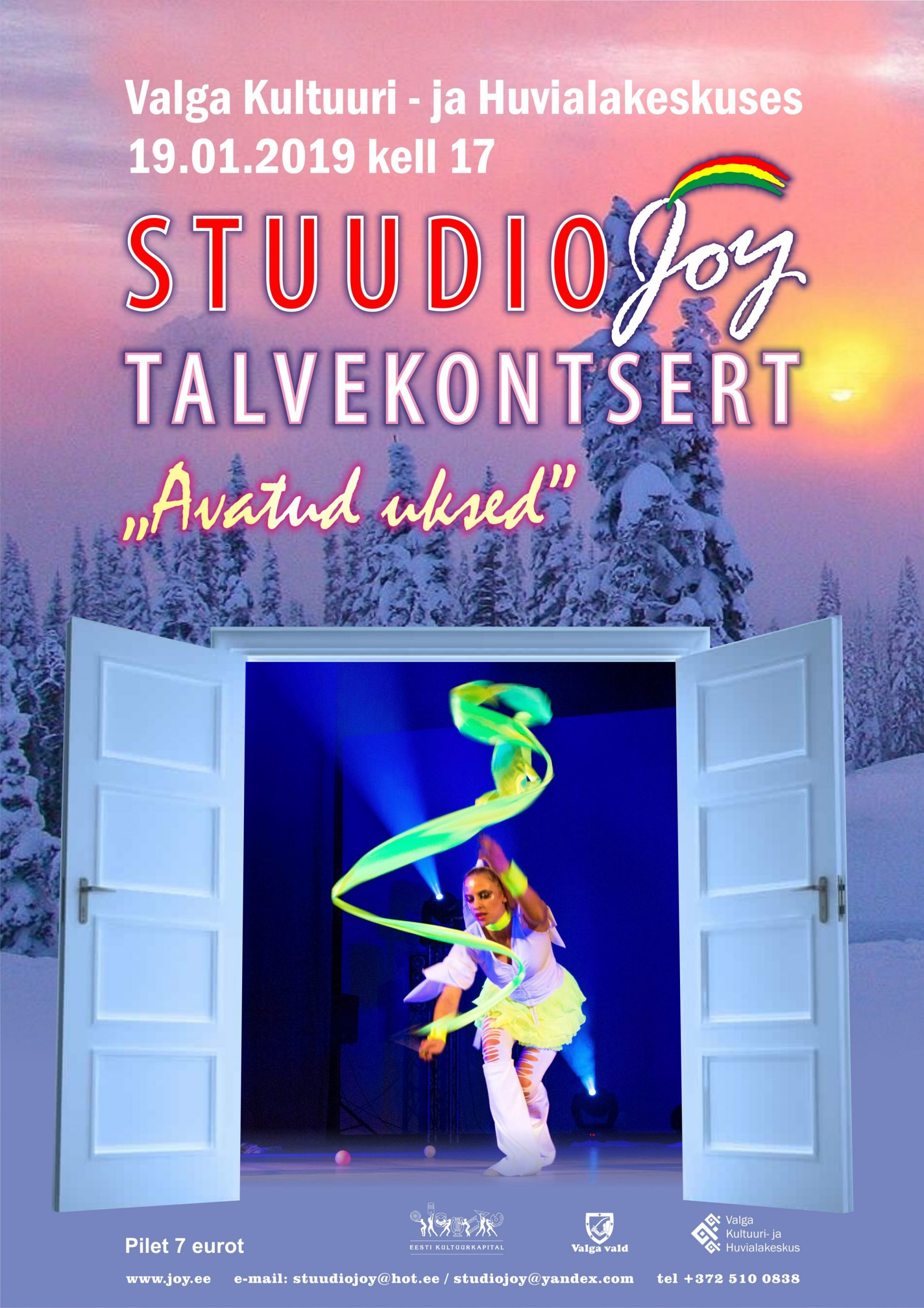 Stuudio JOY talve kontsert 2019