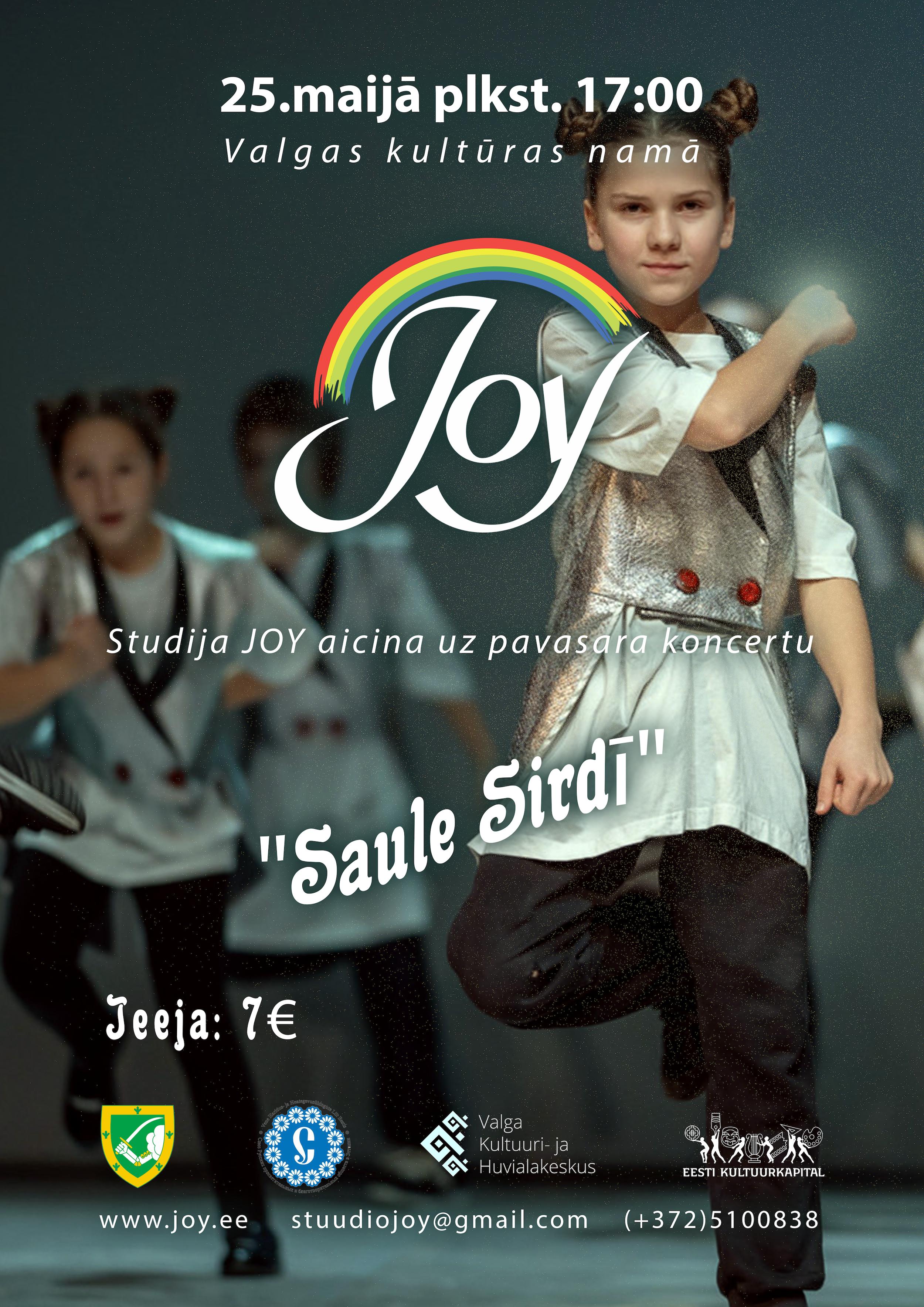 Stuudio JOY sügis kontsert 2019